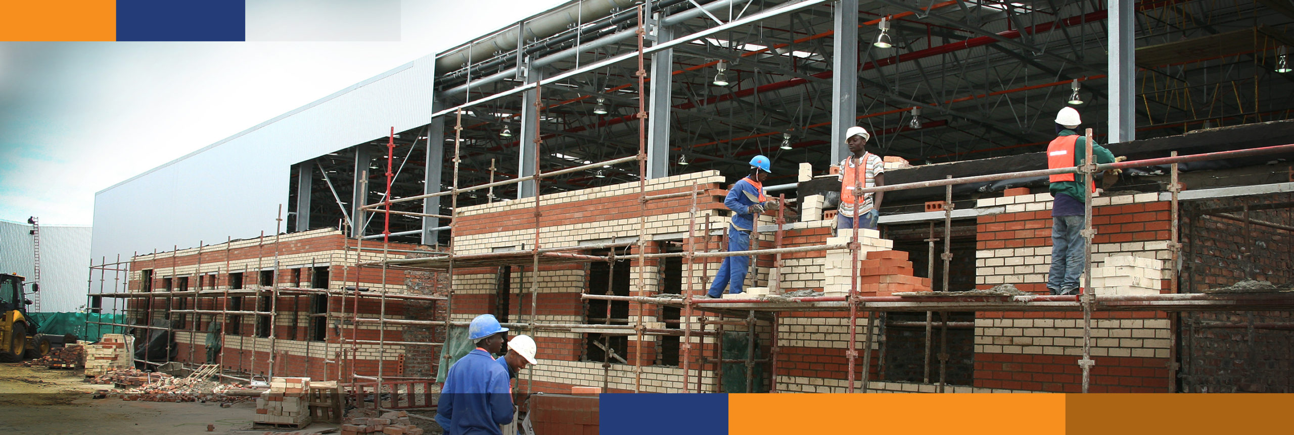 BUILDING A SUSTAINABLE CONSTRUCTION INDUSTRY